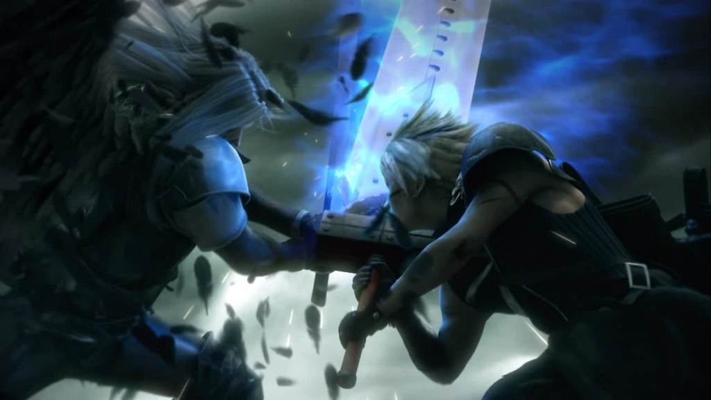 Image for Final Fantasy 30th Anniversary Movie Review: Final Fantasy VII: Advent Children Complete