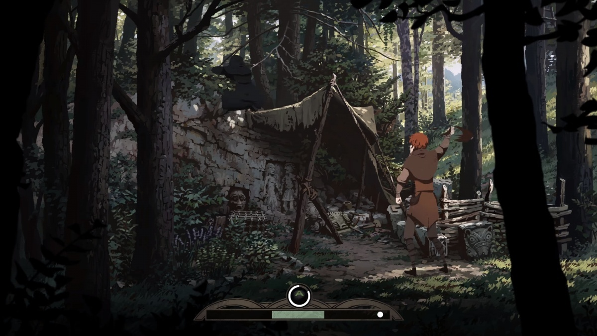 Screenshot for Ken Follett's The Pillars of the Earth: Book Two on PlayStation 4
