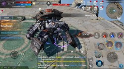 Screenshot for Lineage 2: Revolution - click to enlarge