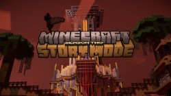 Screenshot for Minecraft: Story Mode Season Two - Episode 5: Above and Beyond - click to enlarge