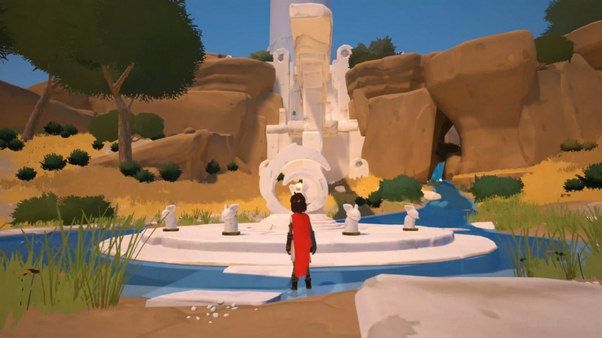 Screenshot for Rime on Nintendo Switch
