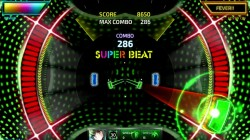 Screenshot for Superbeat: Xonic - click to enlarge