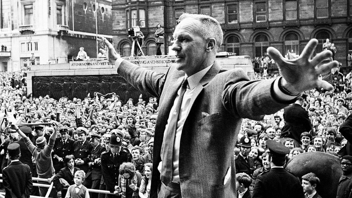 Image for DVD Movie Review: Shankly: Nature's Fire
