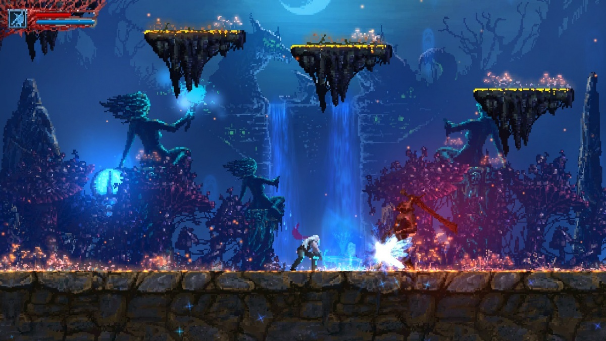 Screenshot for Slain: Back from Hell on Nintendo Switch