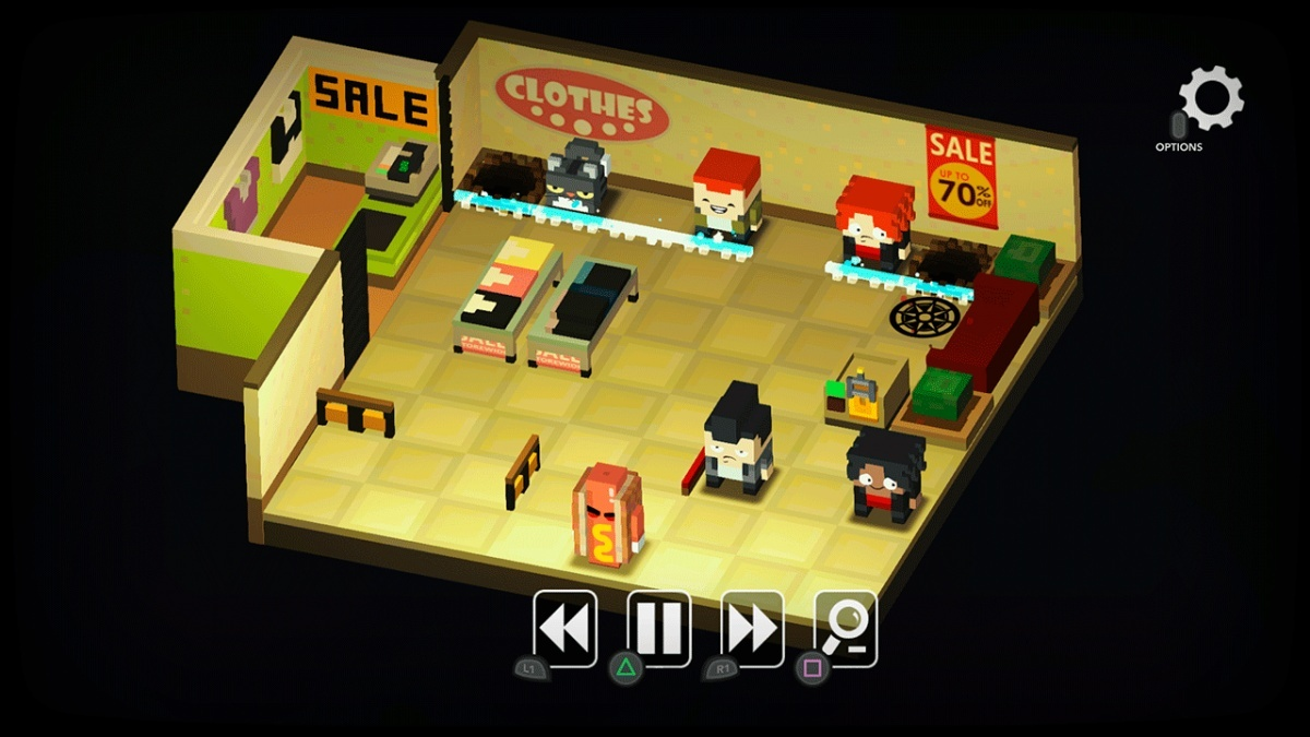 Screenshot for Slayaway Camp: Butcher's Cut on PlayStation 4