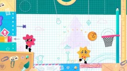 Screenshot for Snipperclips Plus: Cut it Out, Together! - click to enlarge