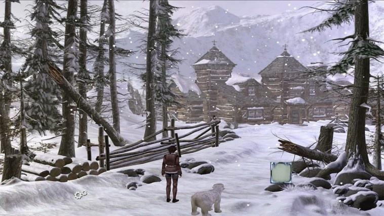Screenshot for Syberia 2 on Nintendo Switch