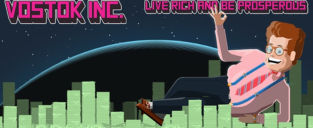 Image for Talking Vostok Inc. with Nosebleed Interactive