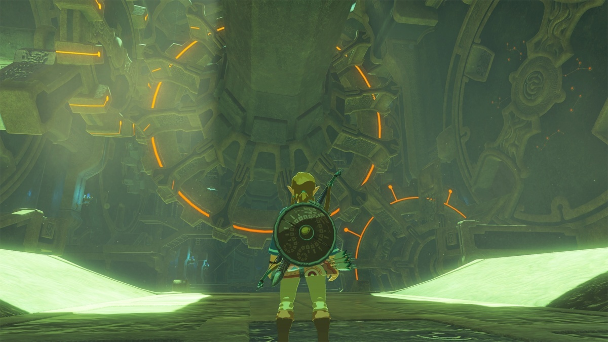 Screenshot for The Legend of Zelda: Breath of the Wild - The Champions' Ballad on Nintendo Switch