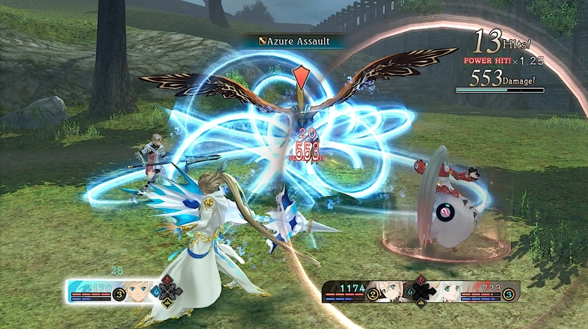 Screenshot for Tales of Zestiria on PlayStation 4