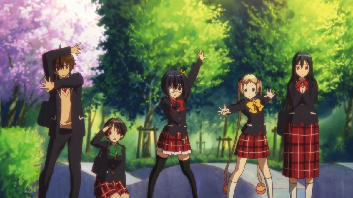 Image for Anime Review: Love, Chunibyou & Other Delusions! Heart Throb (Lights, Camera, Action!)