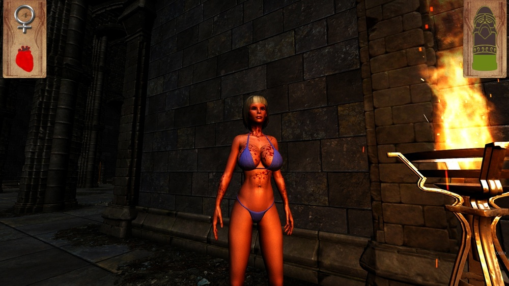 Screenshot for Bloody Boobs on PC