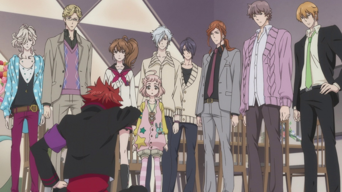 Image for Anime Review: Brothers Conflict (Lights, Camera, Action!)