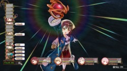 Screenshot for Atelier Sophie: The Alchemist of the Mysterious Book - click to enlarge