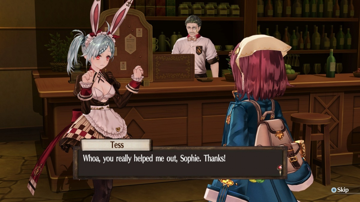 atelier sophie the alchemist of the mysterious book pc review screenshot for atelier sophie the alchemist of the mysterious book on pc