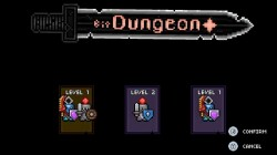 Screenshot for Bit Dungeon+ - click to enlarge