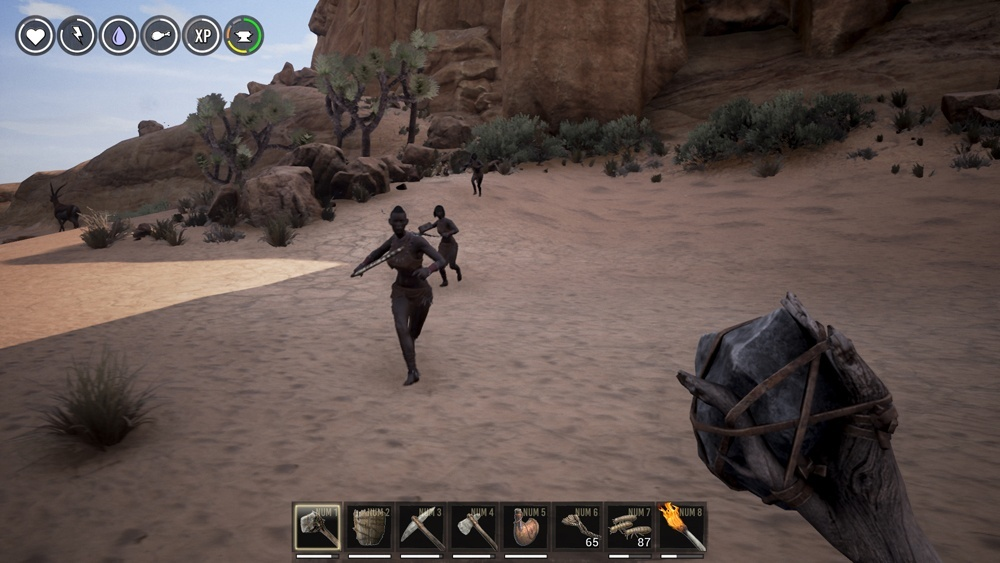 Screenshot for Conan Exiles on Xbox One