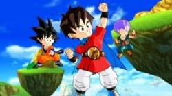 Screenshot for Dragon Ball Fusions - click to enlarge