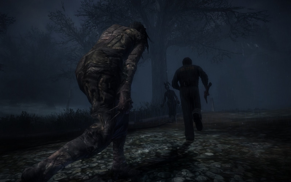 Screenshot for Silent Hill: Downpour on PlayStation 3