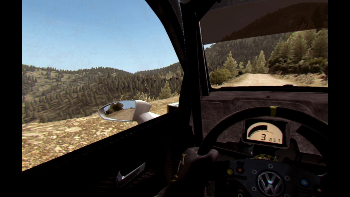 Screenshot for DiRT Rally VR on PlayStation 4