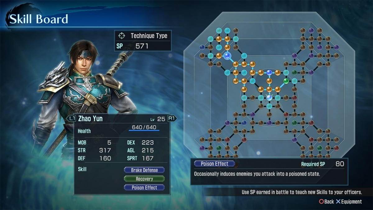Screenshot for Dynasty Warriors: Godseekers on PlayStation 4