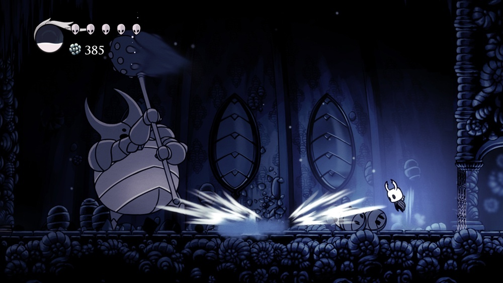 Hollow Knight PC Screens and Art Gallery - Cubed3