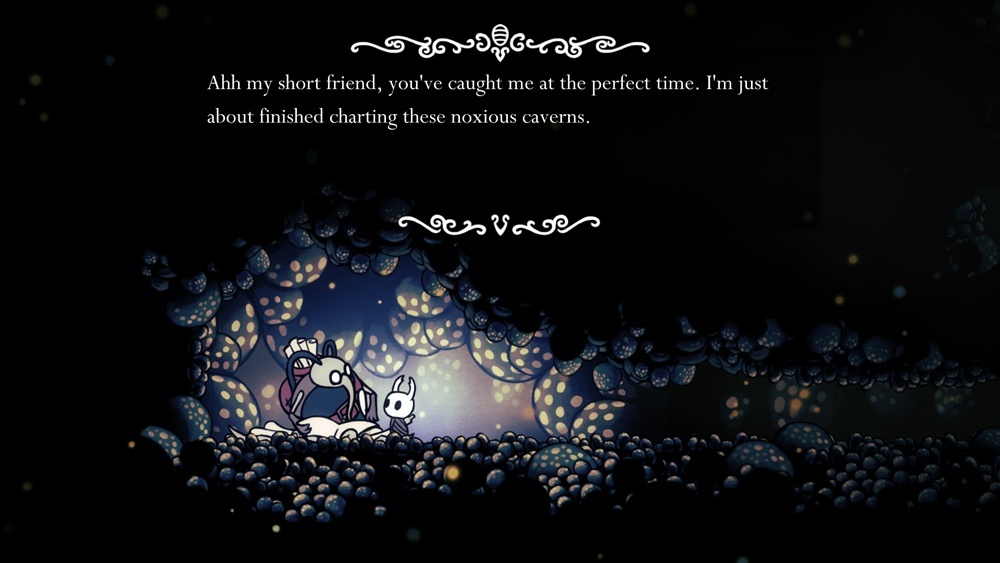 Screenshot for Hollow Knight on PC