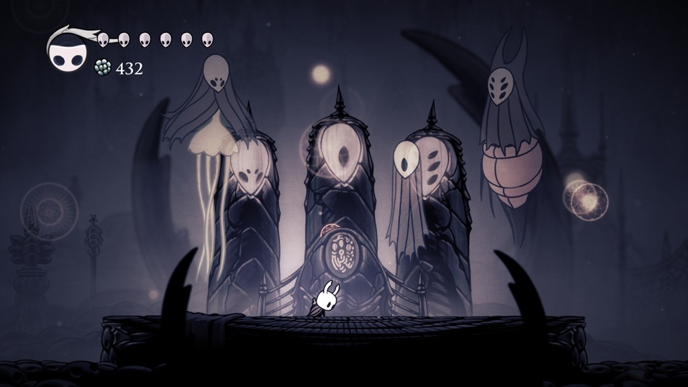 Screenshot for Hollow Knight on Nintendo Switch