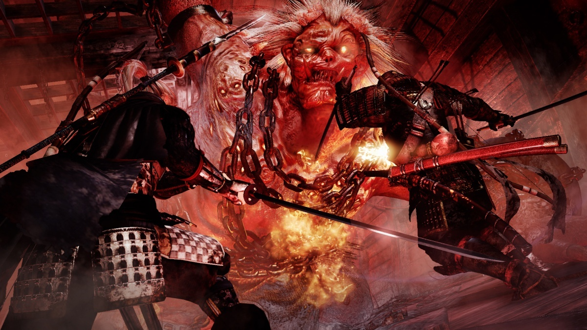 Screenshot for Nioh on PlayStation 4