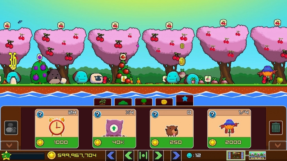 Screenshot for Plantera on Wii U