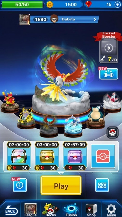Screenshot for Pokémon Duel on iOS