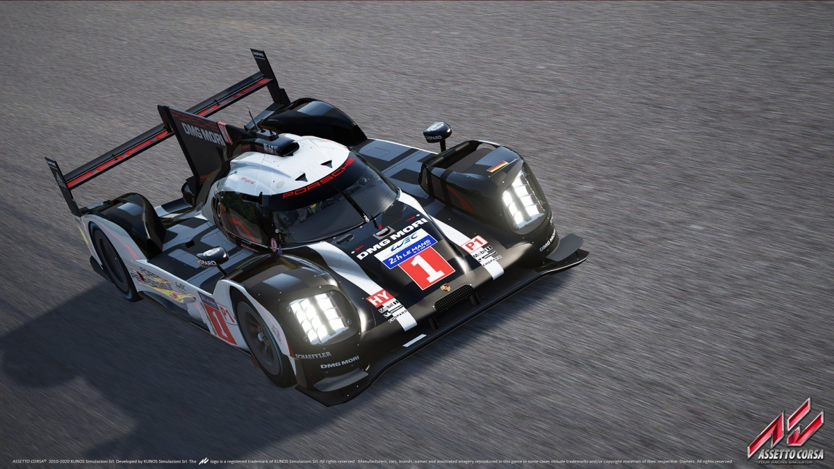 Assetto Corsa  Porsche Pack Volume 1-3 (PlayStation 4) Review - Page ... 05c0f6c3731