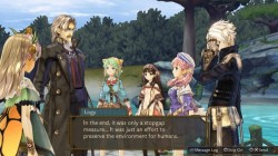 Screenshot for Atelier Shallie Plus: Alchemists of the Dusk Sea - click to enlarge