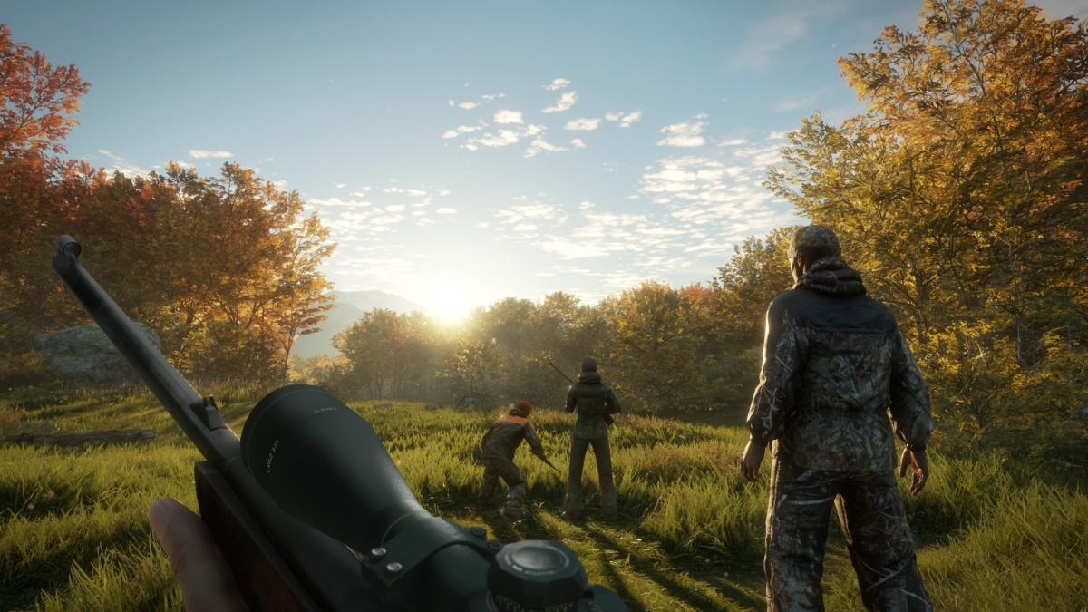 Screenshot for theHunter: Call of the Wild on PC