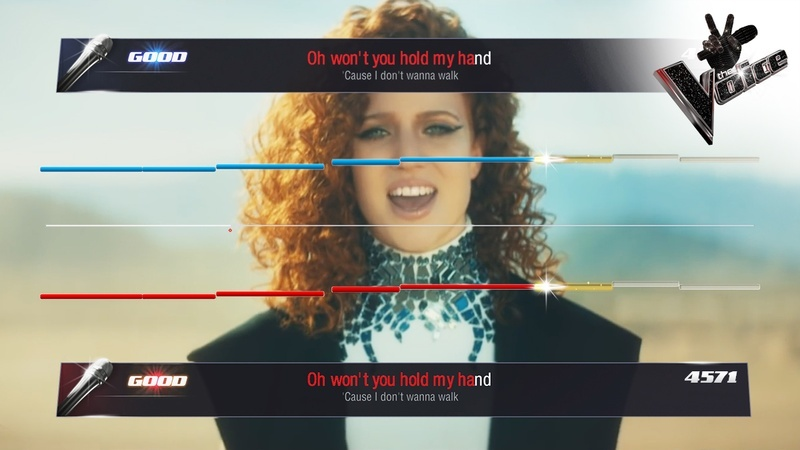 Screenshot for The Voice on Wii