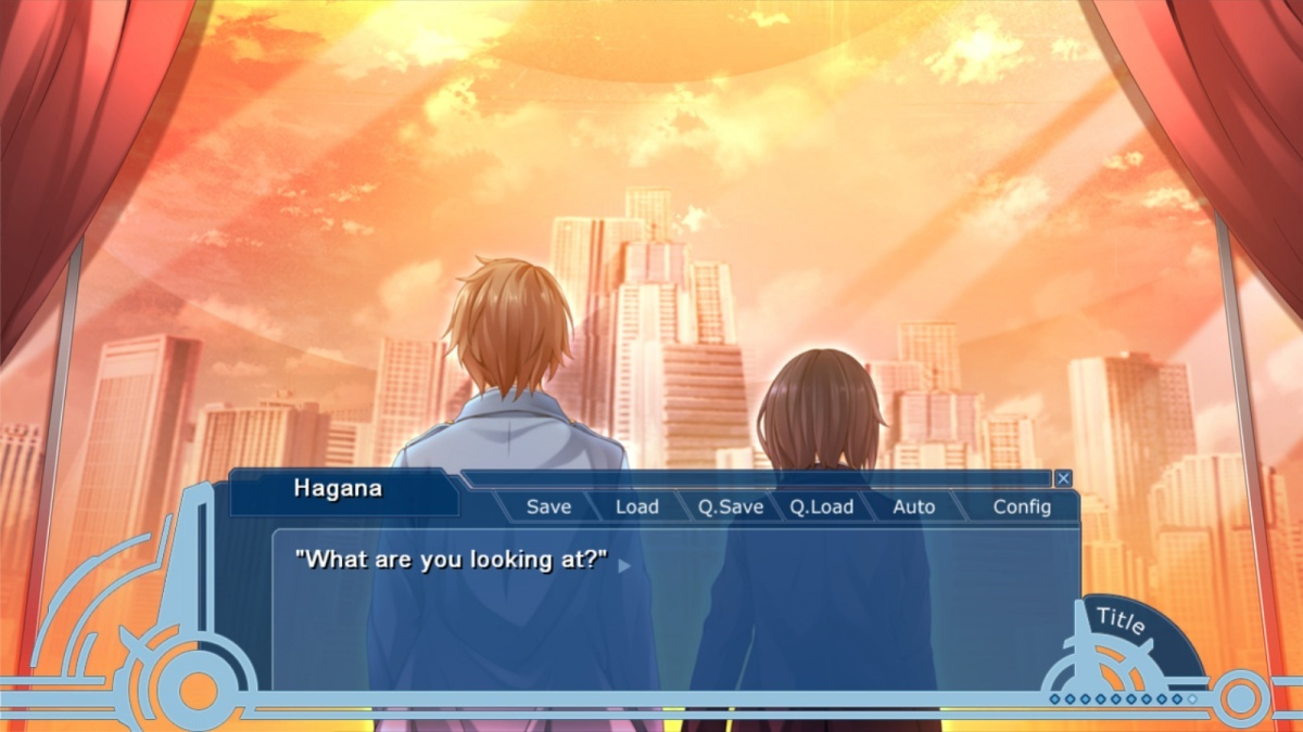 Screenshot for World End Economica Episode.03 on PC