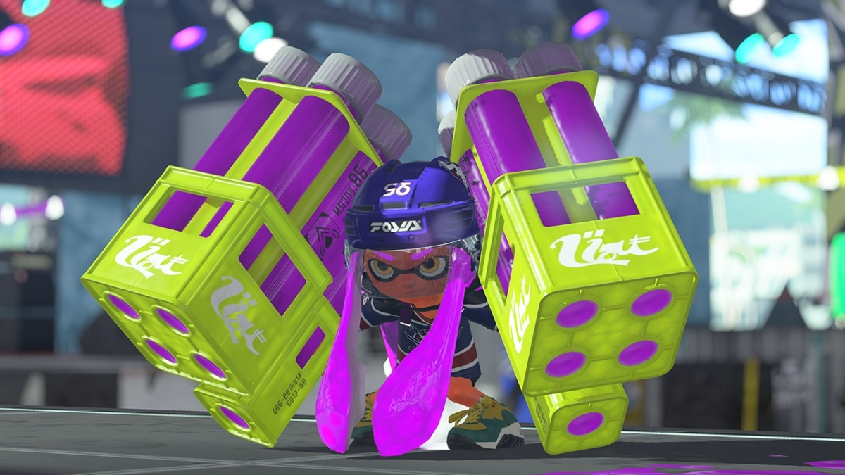 Screenshot for Splatoon 2 on Nintendo Switch