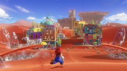 Screenshot for Super Mario Odyssey - click to enlarge