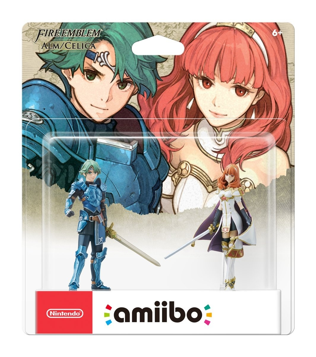 Image for Two New Fire Emblem amiibo Revealed