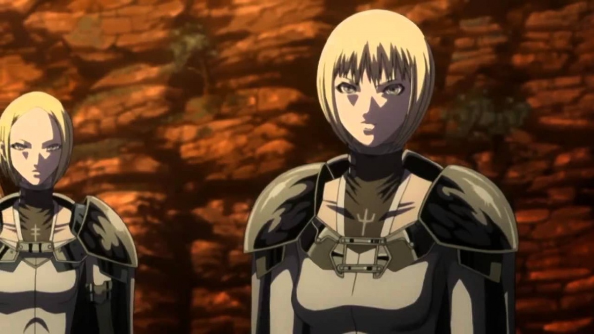 Image for Anime Review: Claymore Limited Blu-ray Collection (Lights, Camera, Action!)
