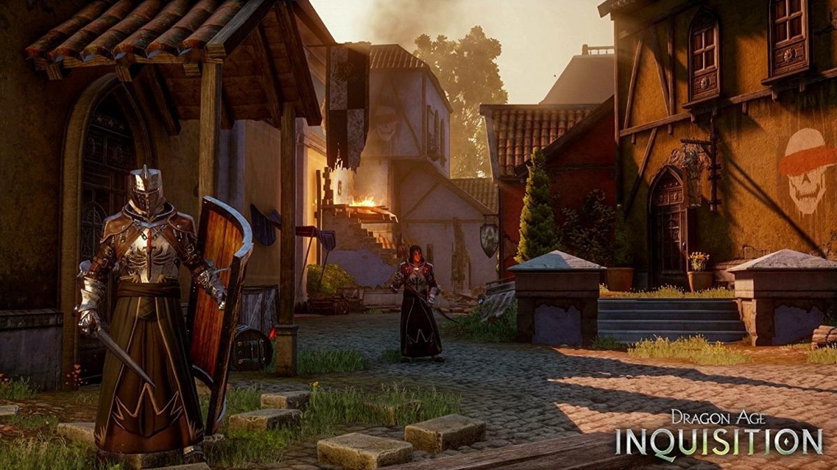 Dragon age inquisition pc screens and art gallery cubed3 - Console dragon age inquisition ...