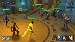 Screenshot for DC Legends - click to enlarge