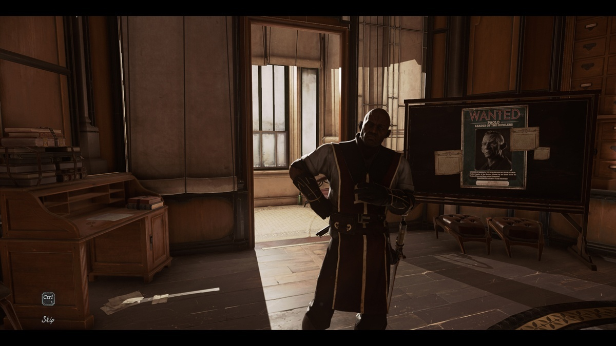 Screenshot for Dishonored 2 on PC