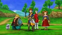 Screenshot for Dragon Quest VIII: Journey of the Cursed King - click to enlarge