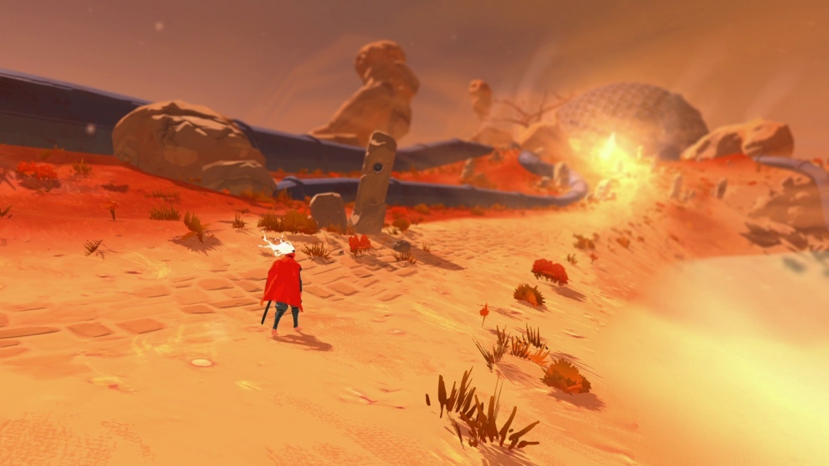 Screenshot for Furi on Xbox One