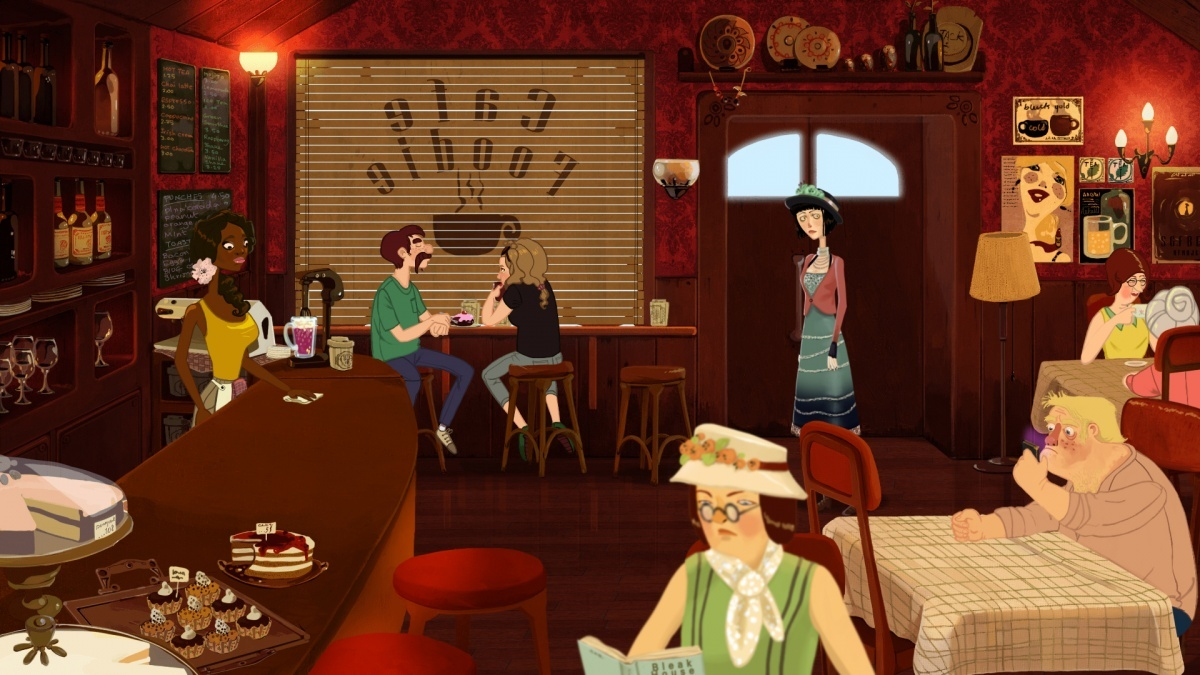 Screenshot for Memoranda on PC