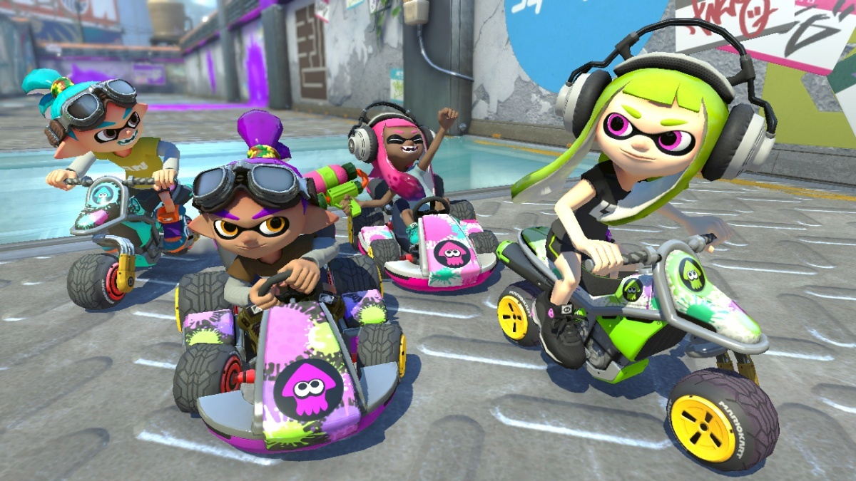 Mario kart 8 for sale - Screenshot For Mario Kart 8 Deluxe On Nintendo Switch