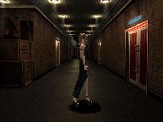 Parasite Eve Ultimate Being