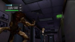 Screenshot for Parasite Eve - click to enlarge