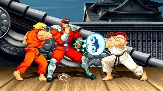 Screenshot for Ultra Street Fighter II: The Final Challengers on Nintendo Switch